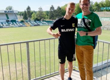ENGAGEMENT IN DER FUSSBALL-REGIONALLIGA – LEWO wird Hauptsponsor der BSG Chemie Leipzig e.V.